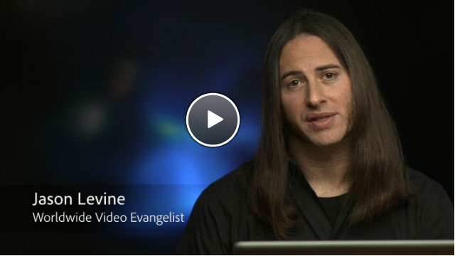 Adobe CS6 Production Premium Sneak Peeks