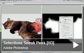 Photoshop Selections Sneak Peek