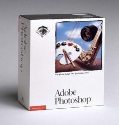Photoshop 1.0 - Now 20 years and 10 major versions older