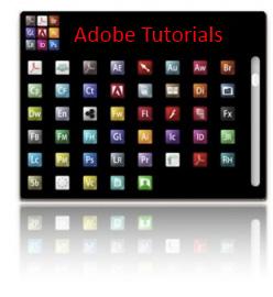 Adobe Product Tutorials