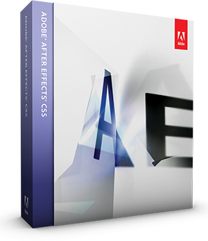 Get After Effects CS5 Now