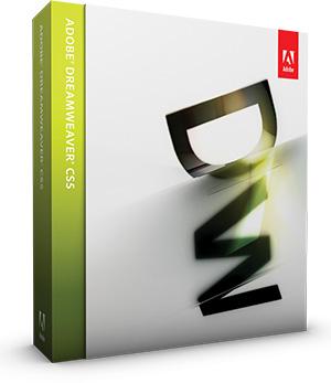 Get Dreamweaver CS5 Now