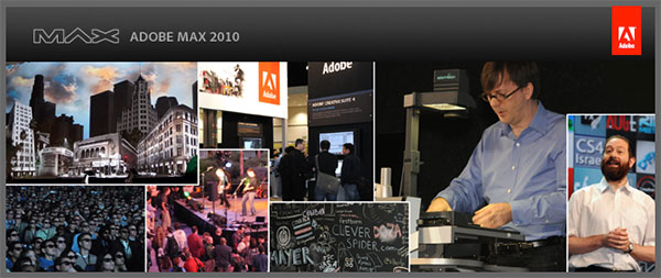 Adobe MAX 2010