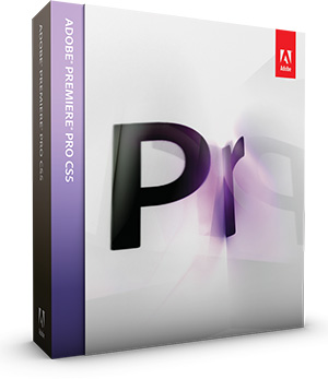 Get Premiere Pro CS5 Now