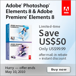 Save $50 and Get Elements 8 for $99.99