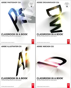 Adobe CS5 Classroom in a Book Series