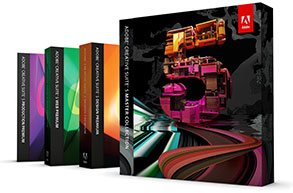 Download and Try Creative Suite 5