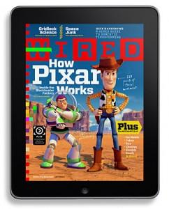 Introducing WIRED Magazine on iPad
