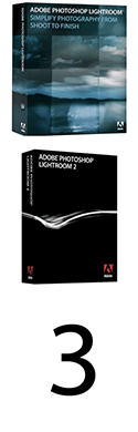 Adobe Lightroom 1-2-3