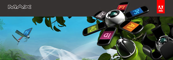 Save $200 on Adobe MAX 2010 with promotion code