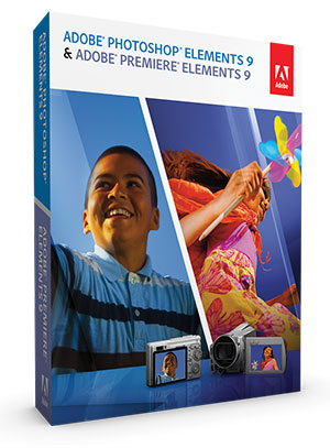 Adobe Photoshop Elements 9 License
