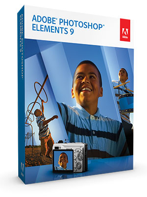 Get Photoshop Elements 9 Now