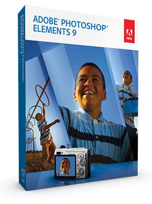 Get Photoshop Elements 9 Now