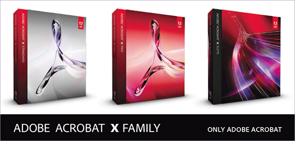 Get Adobe Acrobat X Now