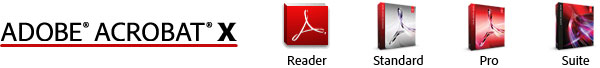 Download Adobe Acrobat X
