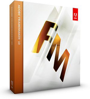 Get FrameMaker 10 Now