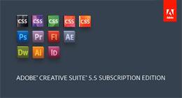 Adobe Creative Suite 5.5 Subscription Editions