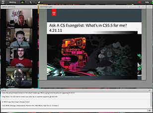 Watch Adobe CS5.5 Ask A CS Pro