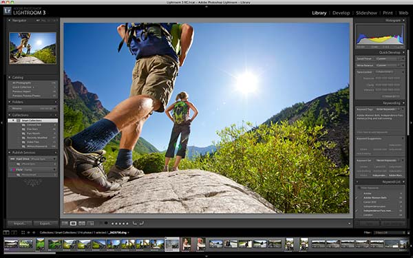 Get Adobe Lightroom 3 Now