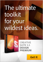 Get Adobe CS5.5 Now (Try or Buy)