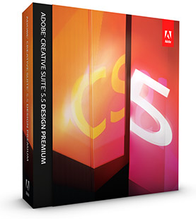 Win an Adobe CS5.5 Design Premium Suite, Free!