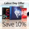 Adobe Labor Day Special - Save 10%, Any Software