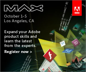 Adobe MAX 2011 - The Big Show