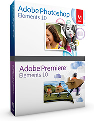Direct download links for Adobe Elements 10