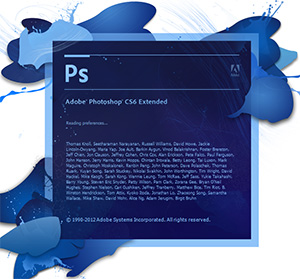 Adobe Photoshop CS6 Extended: The Top of the Line!