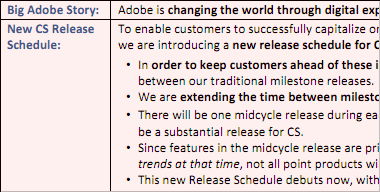 When Will Adobe CS6 Be Available?