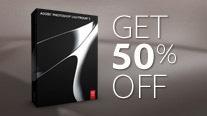 Save 50% on Adobe Photoshop Lightroom 3!