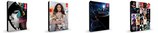 Adobe Creative Suite 6 Suite Editions — The CS6 Suites
