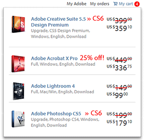 Save 10 on adobe cs55 cs6 with coupon code 1 week only get adobe cs6 coupon codes for instant savings fandeluxe Images