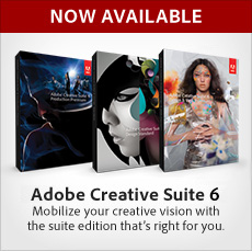 Find out more about Adobe CS6 volume licensing