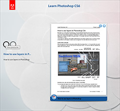 Download Free Photoshop CS6 eBook! (123 Pages)