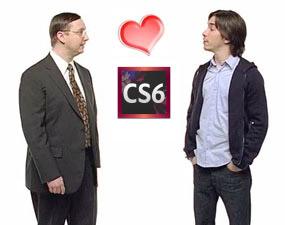 Install and run CS6 on both Windows and Mac
