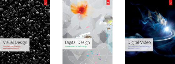 Download Three Free Adobe CS6 Course Curriculums