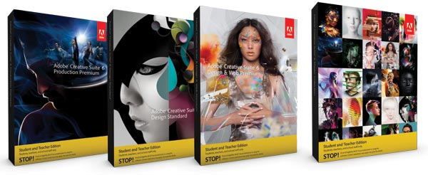 How to Buy Adobe CS6 Design Standard Student and Teacher Edition with Cheaper Price?