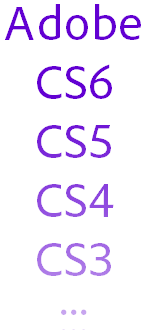 How Backwards Compatible Are Older Versions with Adobe CS6?