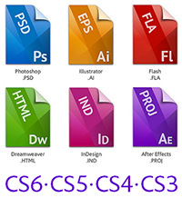 Can You Save/Open CS6 Files on CS5, CS4 or CS3 – and Vice