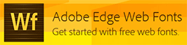 Get 500 Adobe Edge Web Fonts Now - Absolutely Fast, Free, and Easy!