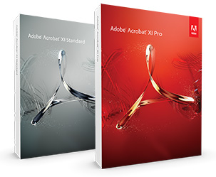 download acrobat xi standard
