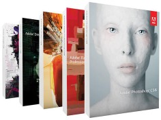 See the Adobe CS6 Product Family