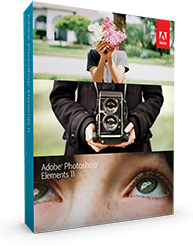 Try Adobe Photoshop Elements 11 Now - for Free