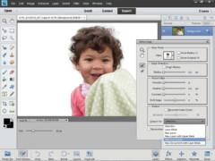 Photoshop Elements 11 New Feature: Refine Edge Detection (click to enlarge)
