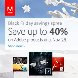 Check Out All of Adobe's Special Offers!