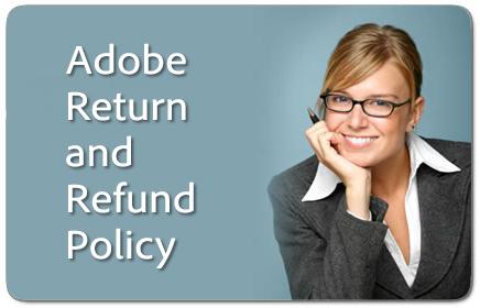 adobe return policy