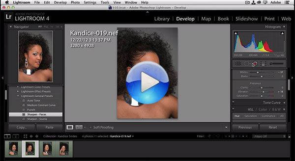 Watch the Free Lightroom 4 How-to Tutorial: The Top 10 Techniques