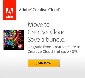Upgrade from Creative Suite to Creative Cloud for Teams and Save a Bundle!