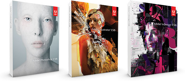 Which Adobe CS6 Product Would You Like?